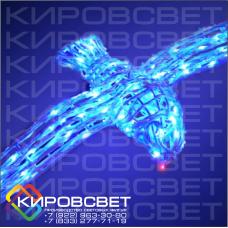 Голубь - объемная светодиодная фигура