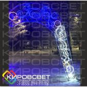 Арка АЖУР - светодиодная арка