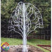 Световое ДЕРЕВО 3D - объемная светодиодная фигура