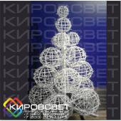 Шароелка 3D - объемная светодиодная фигура